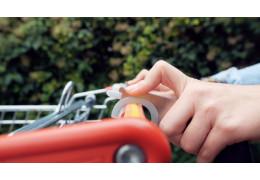 Hygienegriff für Einkaufswagen